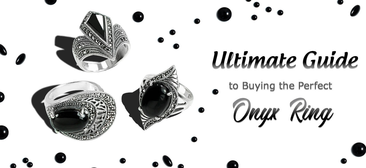 d190e0b650e5d Ultimate Guide When Buying Onyx Ring or Onyx Jewelry