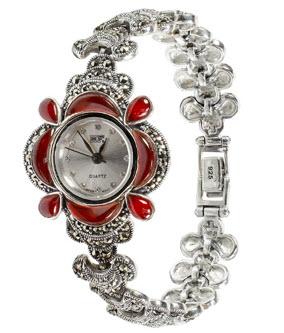 How to Wear Watch with Bracelet 015
