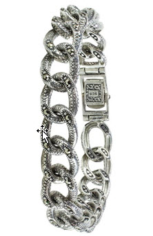 How to Wear Watch with Bracelet 016