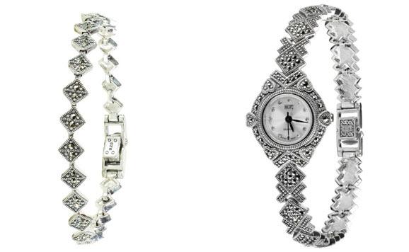 How to Wear Watch with Bracelet 022