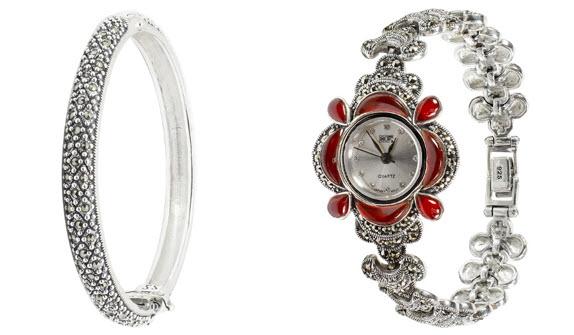 How to Wear Watch with Bracelet 024