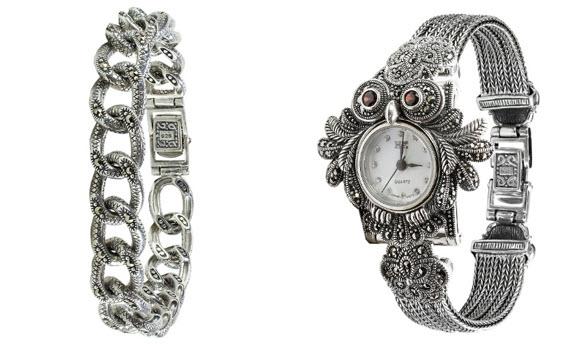 How to Wear Watch with Bracelet 025