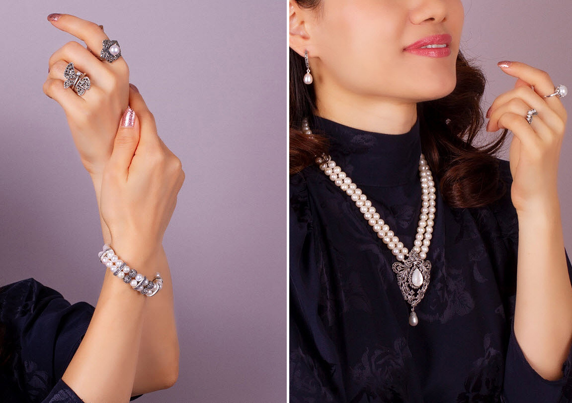 Pearl Jewelry Is Top Jewelry Trend 003