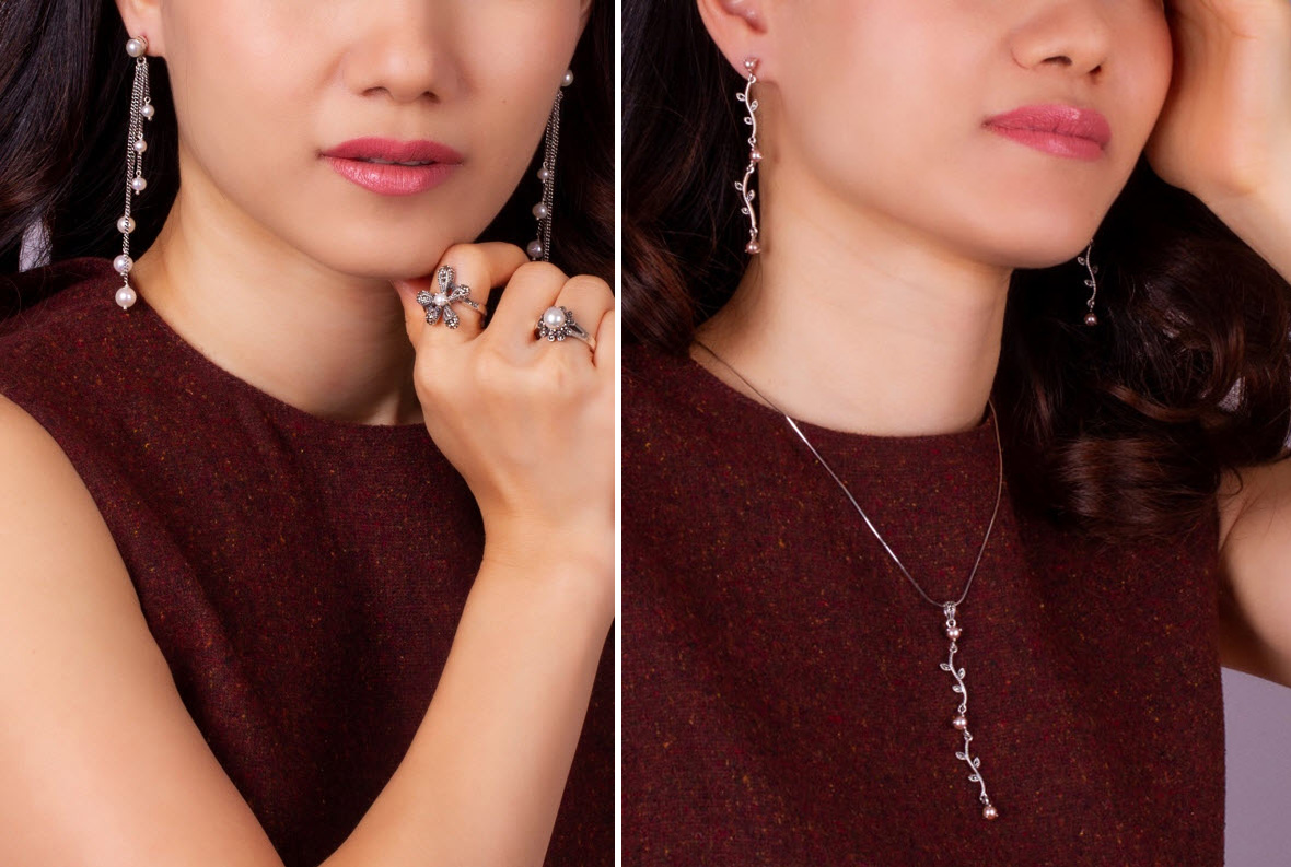 Pearl Jewelry Is Top Jewelry Trend 005