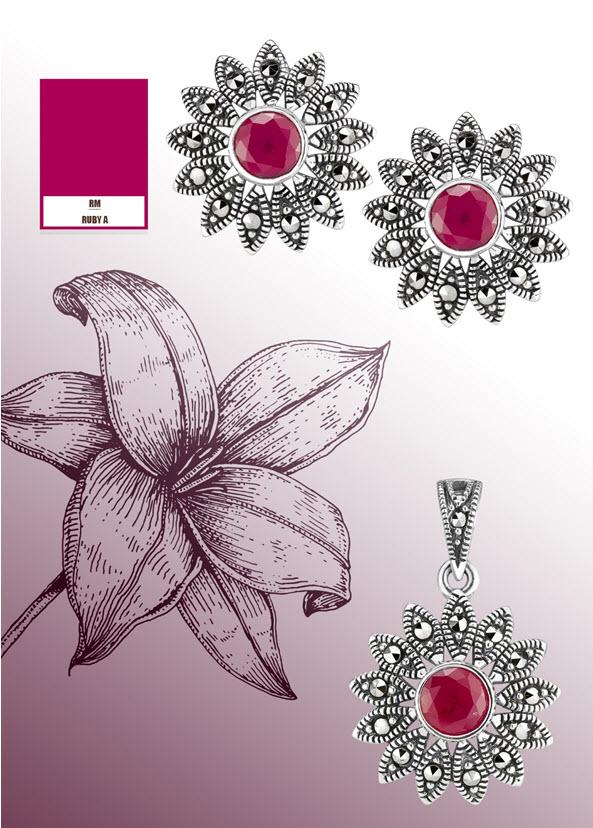 Top 12 Jewel Pantone for Autumn 008