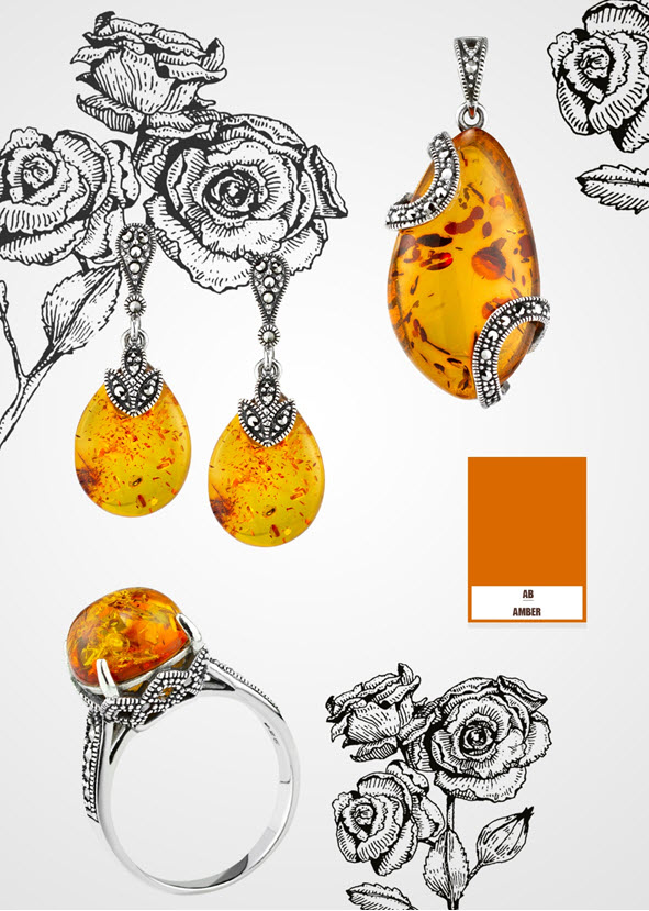 Top 12 Jewel Pantone for Autumn 012