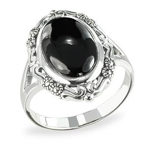 Marcasite jewelry ring HR1562 02
